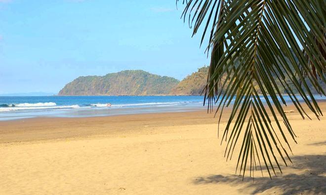 Playa de Manuel Antonio en Costa Rica2