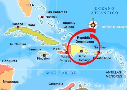 republica-dominicana mapa
